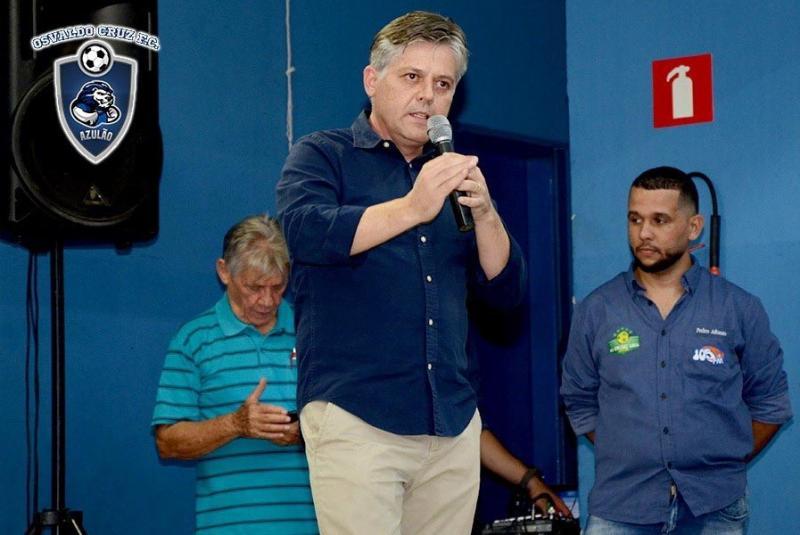 """Cristiano Nascimento/Cedida - Rubens Romanini recebe a novidade da divisão """"com bons olhos"""""""