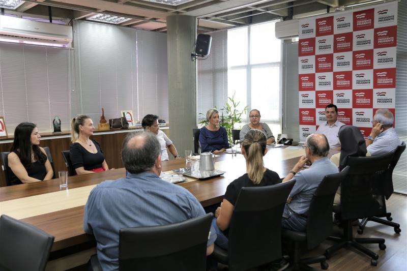 Isadora Crivelli - Repasse às entidades foi realizado ontem, no Paço Municipal