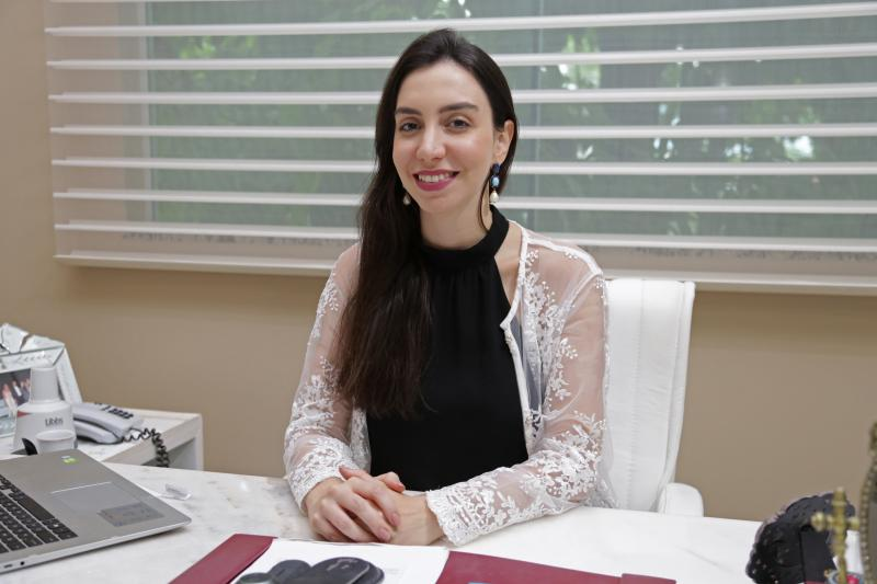 Weverson Nascimento:Tatiana alerta para a importância de se buscar um profissional especialista