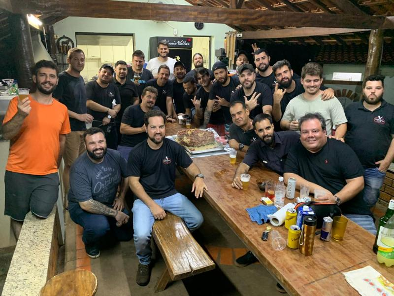17ª Edição da Confraria da Carne Presidente Prudente na Estância São Manoel