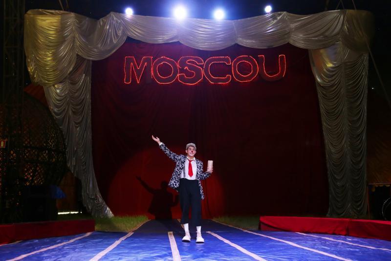 Isadora Crivelli:Ao todo, 1,4 mil crianças entraram no mundo do circo