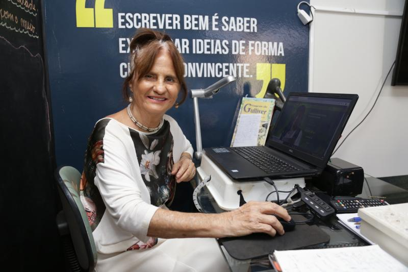 """Isadora Crivelli - Arlette: """"Mais de dois anos de dedicação para finalizar o curso"""""""