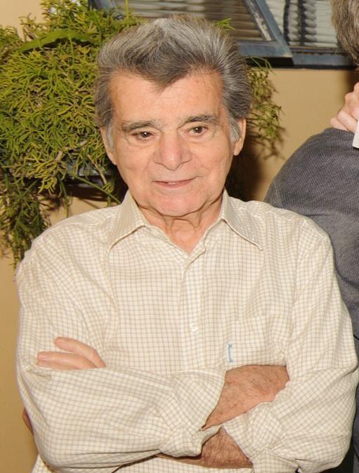 Cedida - Henrique atuou como despachante por mais de 70 anos