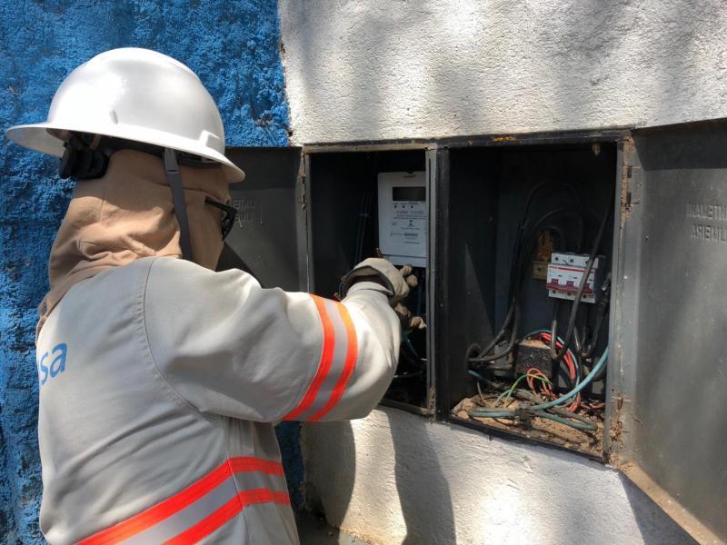 Energisa Sul-Sudeste - Ao longo do ano passado, 2.173 fiscalizações foram feitas na região