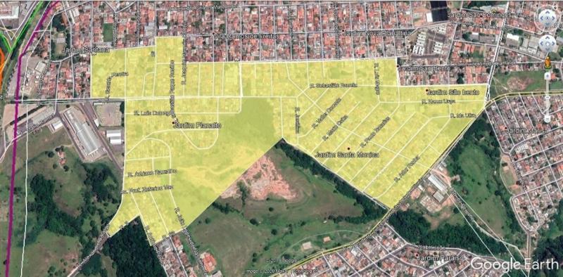 Área quatro é a que mais registra casos positivos de dengue