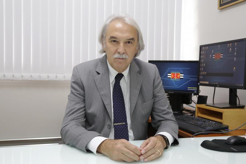 Weverson Nascimento - Paulo Gimenez Alonso ingressou na magistratura paulista em 1986
