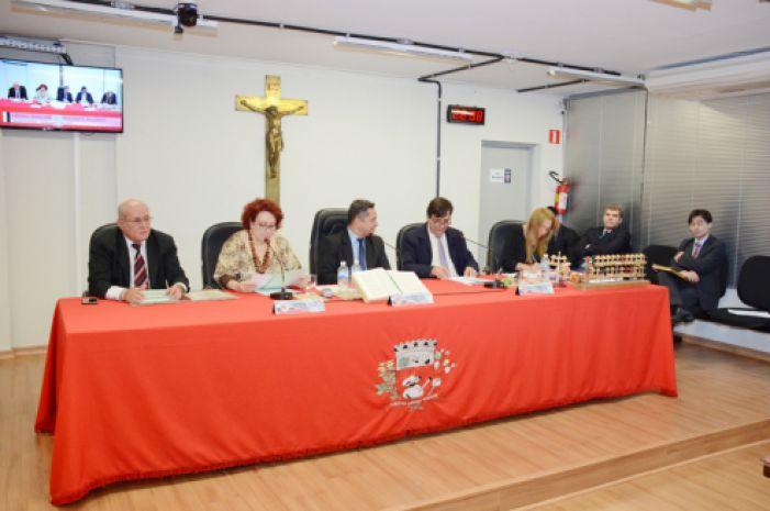 Câmara de Prudente/Maycon Morano - Vereadores aprovam projeto de lei de Alba Lucena por unanimidade
