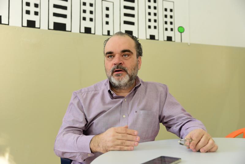 """Arquivo - Rogério Alessi: """"Não é só a redução fiscal, é querer entender as dores dessas empresas"""""""