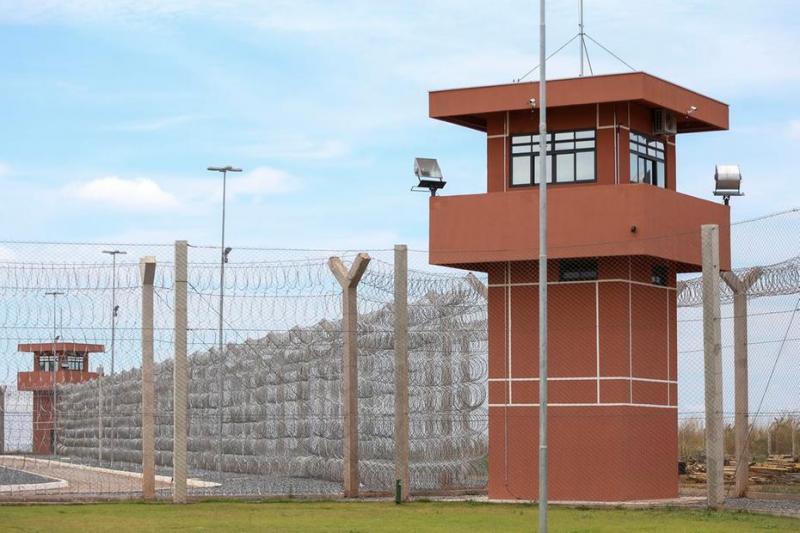 ABr - Líder da facção, Marcola está encarcerado no presídio federal de Brasília