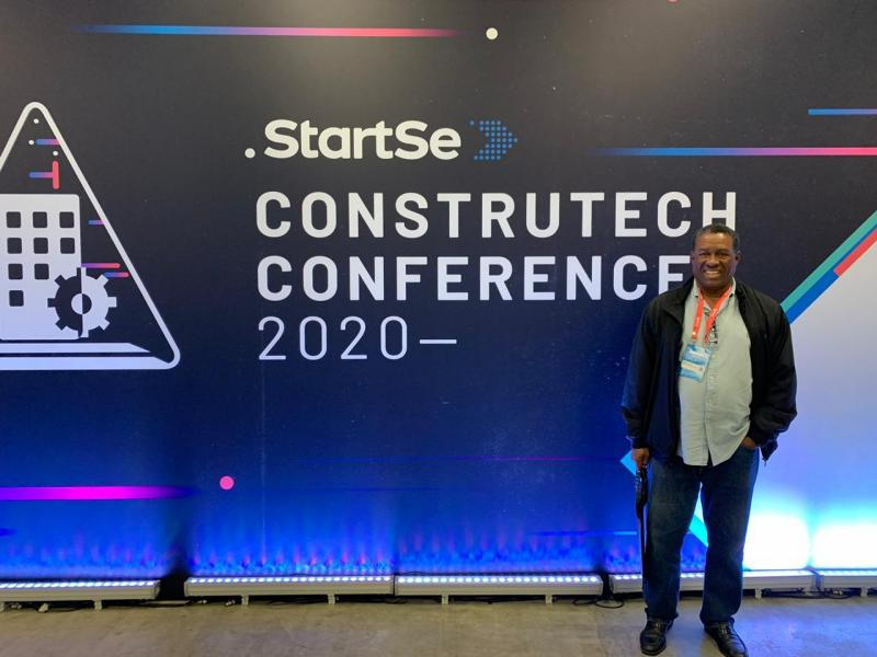 Marcos Frois no Construtech Conference