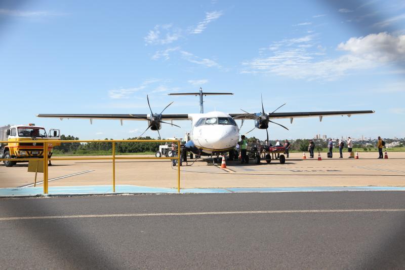 Weverson Nascimento - Aeroporto de Prudente pertence ao bloco noroeste da concessão