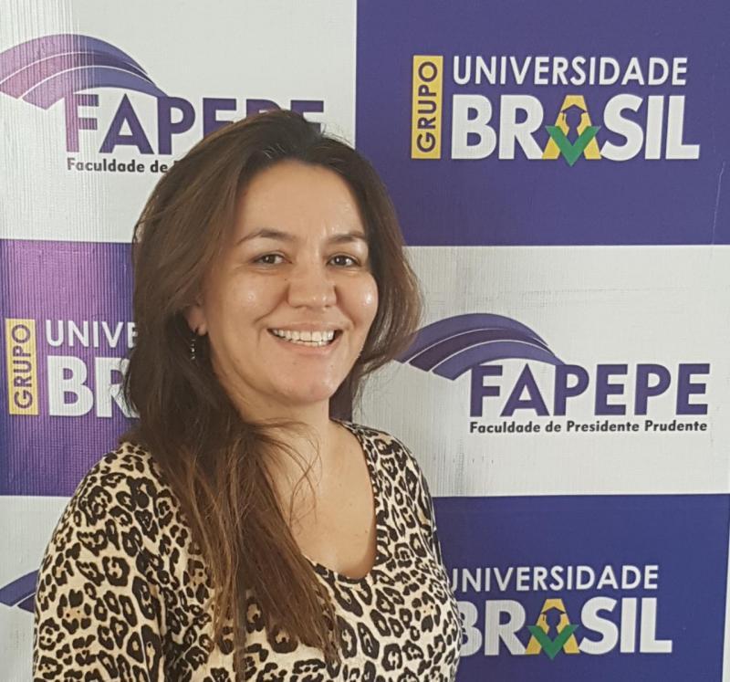 Cedida - Lilian Gualda dirige a Fapepe (Faculdade de Presidente Prudente) que promove a feira, simultaneamente, em Prudente