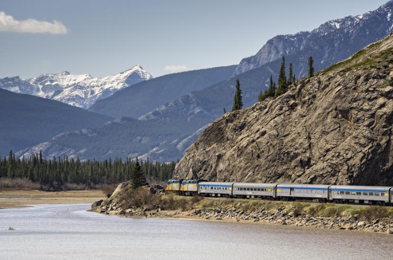 """A """"Volta ao Mundo de Trem"""" cruzará três continentes, numa viagem de 16 mil quilômetros"""