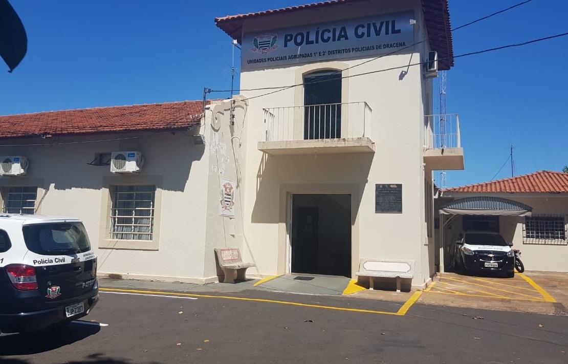 Polícia Civil - Mandado foi cumprido na manhã de hoje, em Dracena