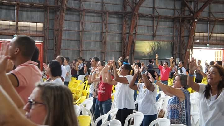 Fotos: Ministério de Comunicação Social Diocesano - Evento é tradição entre a comunidade cristã católica da região de Presidente Prudente
