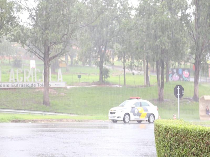 Arquivo - Nas últimas semanas, precipitações passaram a surgir em intervalos maiores