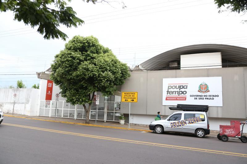 Arquivo - Unidade móvel da Sabesp ficará estacionada na entrada do Poupatempo de Prudente