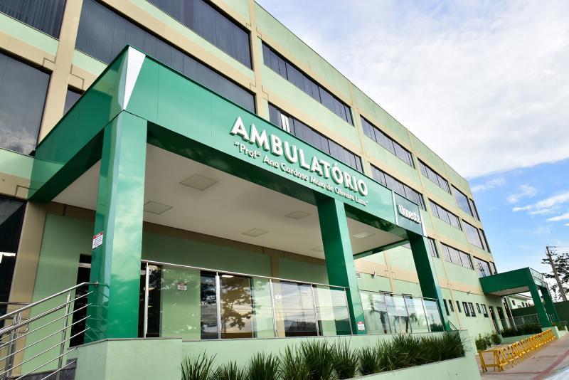 AI da Unoeste - Atendimentos passarão a ocorrer no Ambulatório Médico, perto do HR