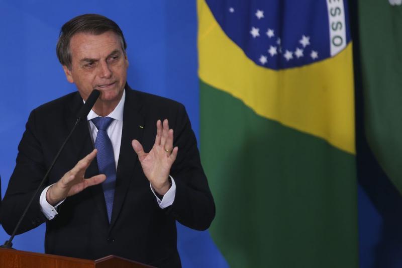 Foto: Arquivo - existência só veio a público recentemente, durante um evento, em São Paulo, que contou com a presença de Jair Bolsonaro