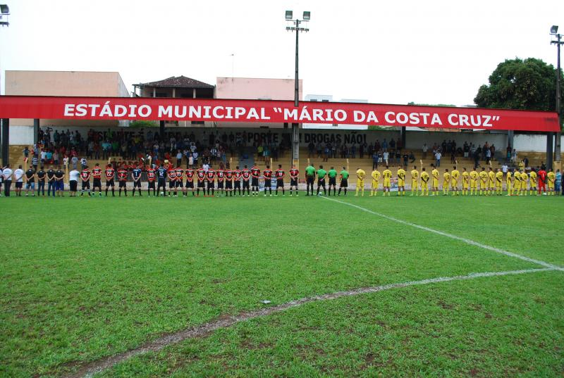 Foto: AI Pirapozinho - Campeonato ocorrerá no Estádio Municipal Mário da Costa Cruz