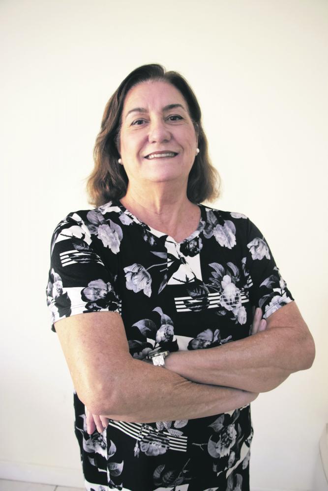 Amanda Albuquerque: Rubia é nascida em Santos e mora em Prudente há mais de 40 anos