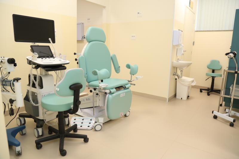 Isadora Crivelli - Ambulatório conta com aparelhos de ponta para os serviços a serem oferecidos
