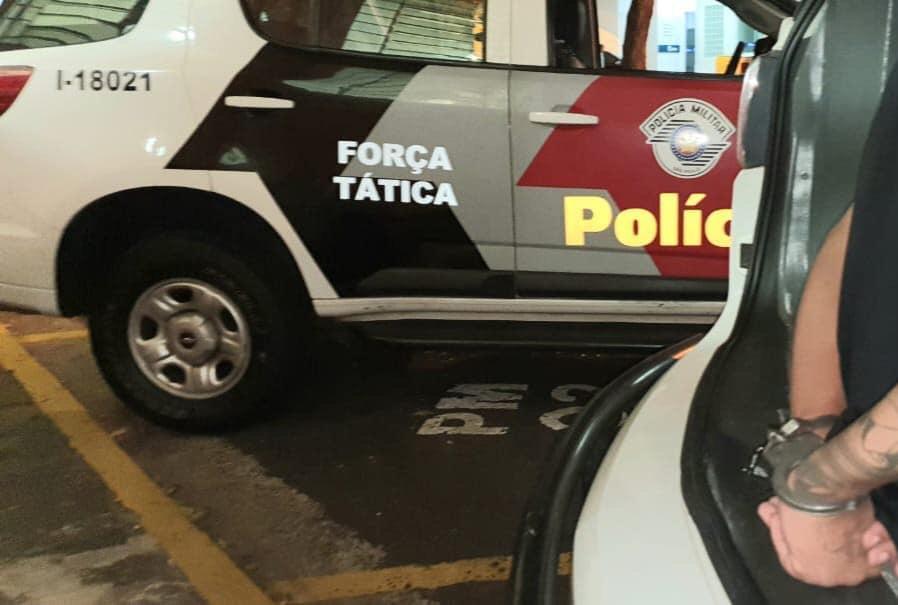 Polícia Militar - Autores foram conduzidos à Central de Flagrantes