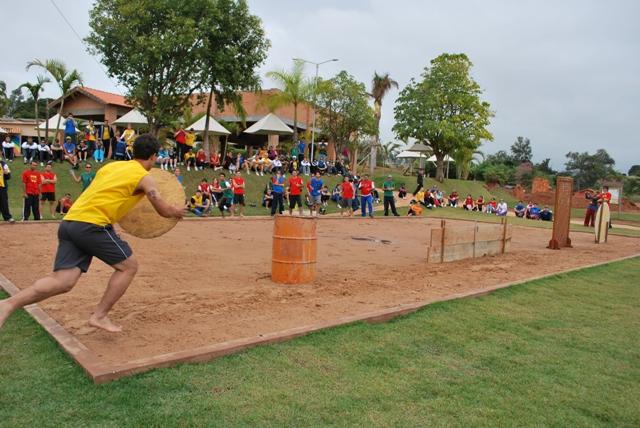 Atividades recreativas são ponto forte na programação do Terra Parque Eco Resort