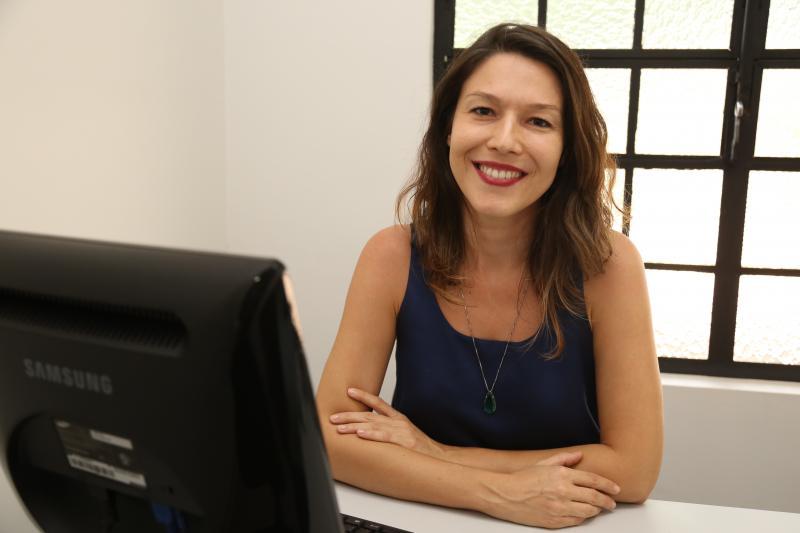 Weverson Nascimento - Ana Carolina comenta que iniciativa fortalece o trabalho realizado pelo lar