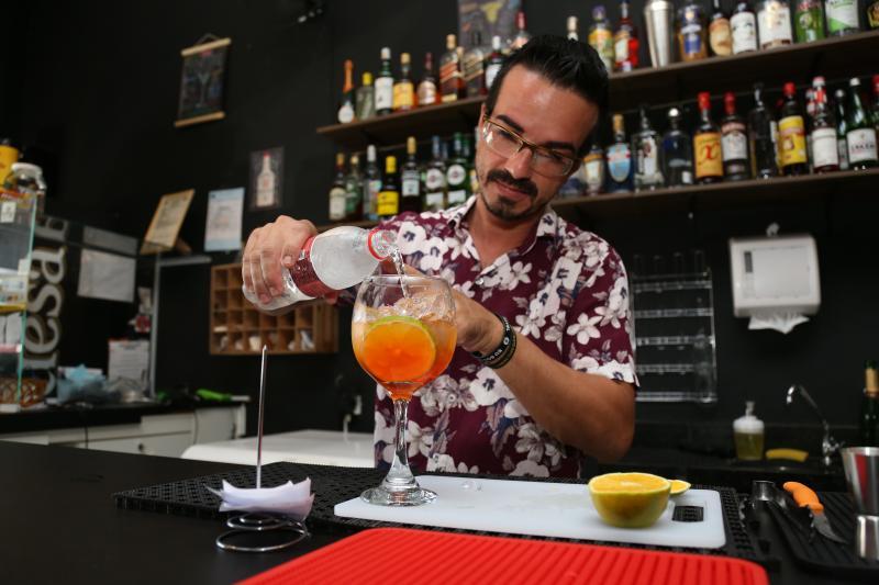 Isadora Crivelli - Drinks alcoólicos ainda são preferência dos consumidores