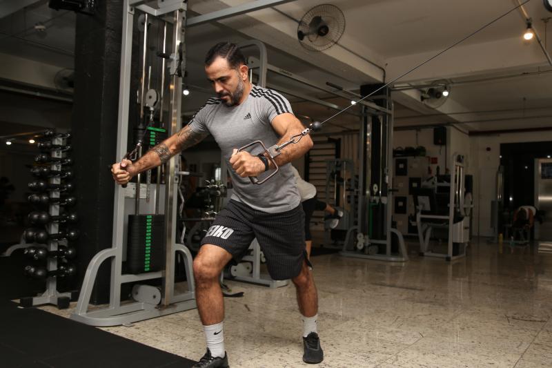 Foto: Jean Ramalho - Rodolfo orienta que se consulte um profissional de Educação Física, antes der começar praticar atividades