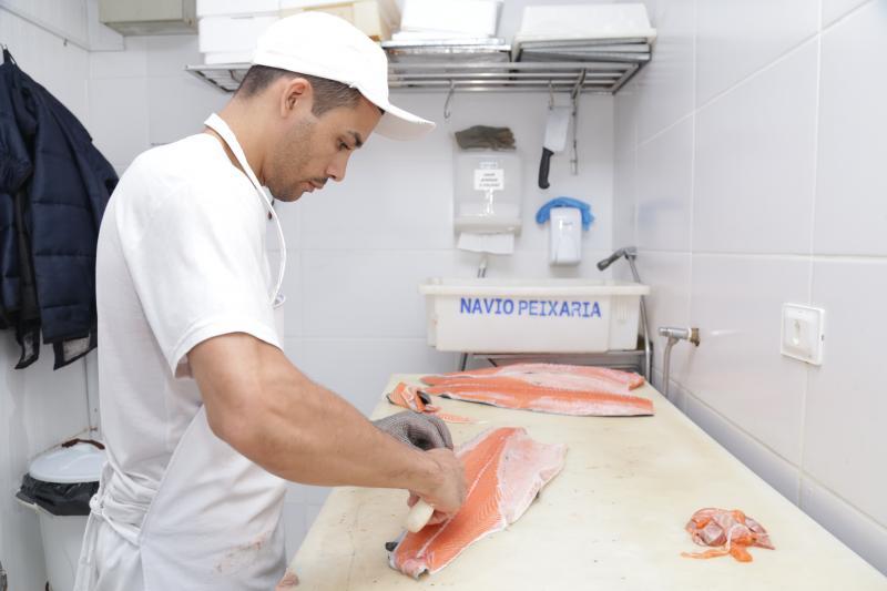 Weverson Nascimento - Mercado de pescados aquece com a tradição cristã de não ingerir carne vermelha na Quaresma