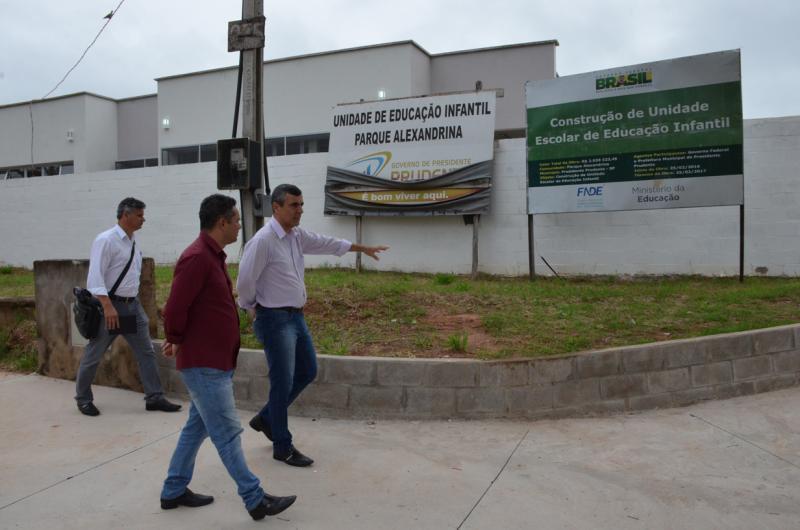 Maycon Morano/Câmara de Prudente - Visita foi feita por vereados prudentinos, que emitiram notificação aos órgãos