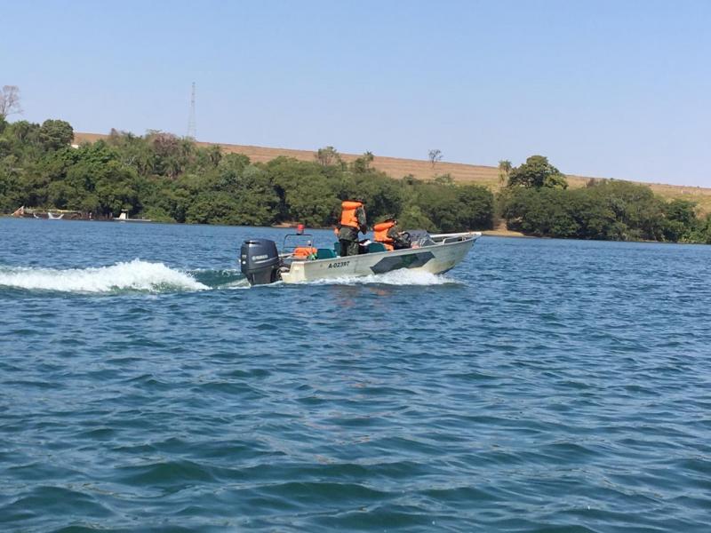Polícia Militar Ambiental - Corporação reforçou fiscalizações nos 2 mil km² de área de atendimento