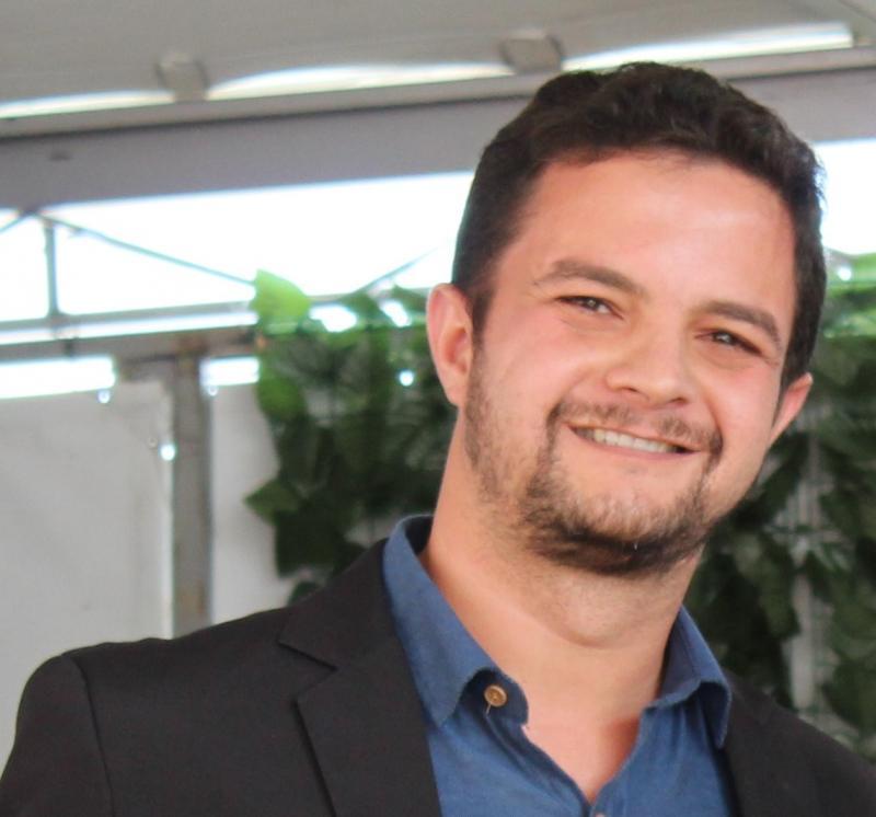 Cedida - Roger assumiu a Prefeitura de Machado em 11 de março de 2019