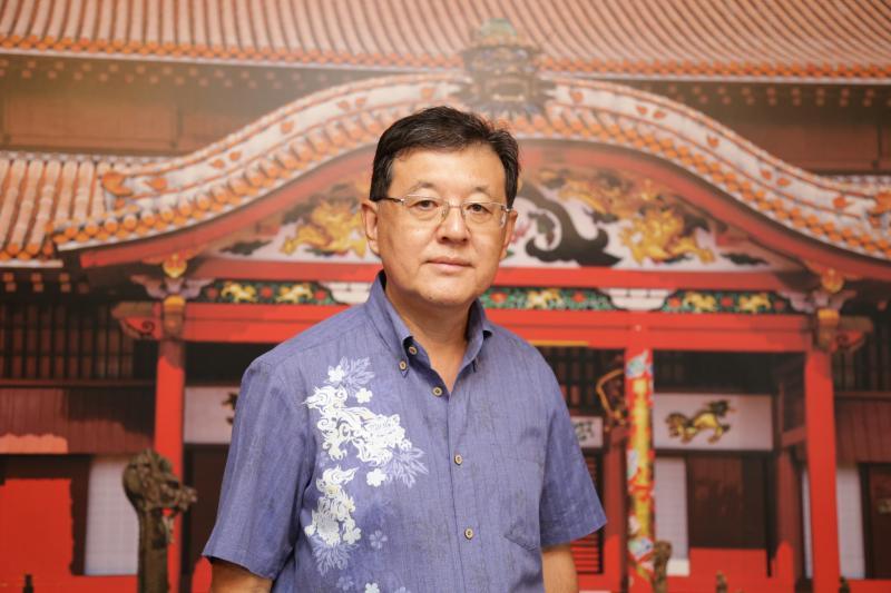 Weverson Nascimento:Yukio afirma que reuniões mensais pretendem unir descendentes e conservar tradições