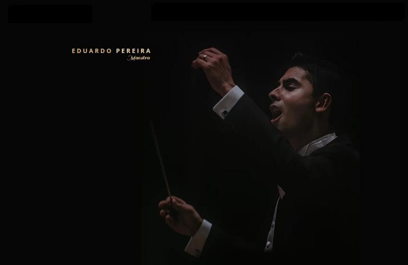 Foto: Cedida - Além de estar à frente do projeto, Eduardo Pereira é maestro da Orquestra Sinfônica Brasileira