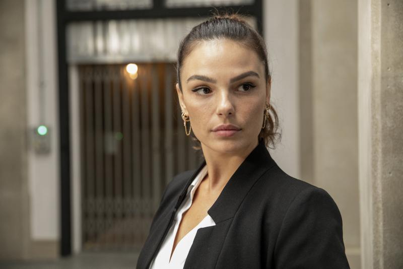 Victor Pollak / TV Globo - Betina descobriu ser irmã de Álvaro e agora é acionista da PWA