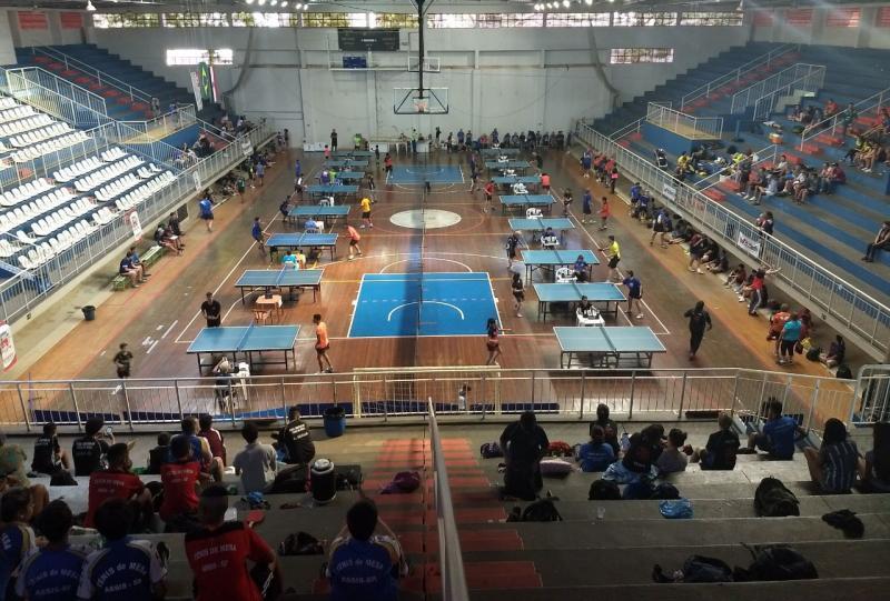 Arquivo - Evento começou como um torneio e agora terá 19 modalidades, distribuídas entre 300 atletas