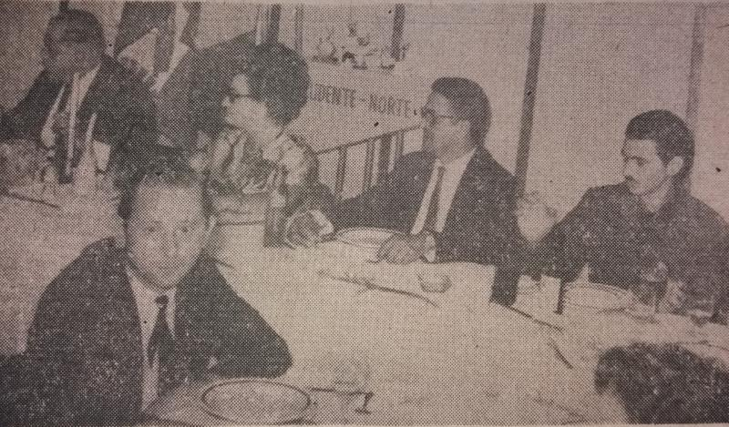 Boanerges Godoy e Belmiro Piffer 1970