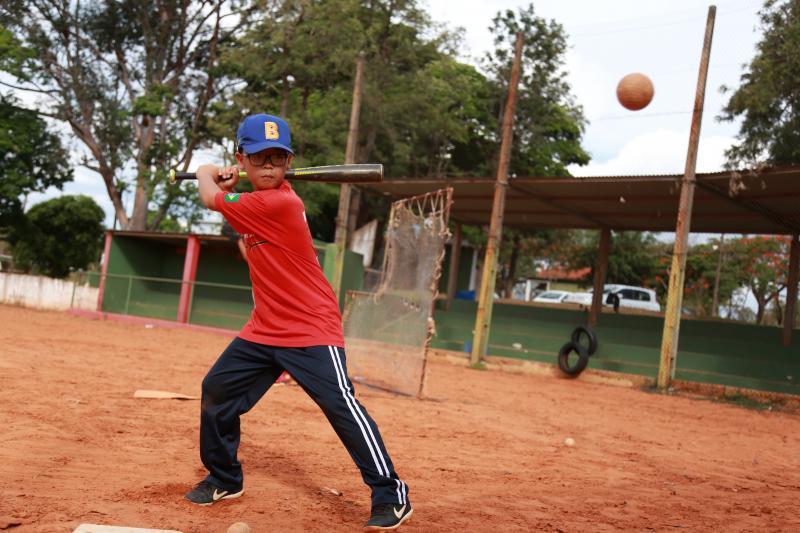 Arquivo - Um dos objetivos, com o evento de hoje, é apresentar a origem e prática do esporte