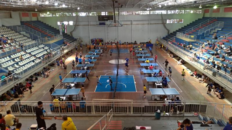 Cedida/ Gilberto Henrique Branco - Evento reuniu 320 atletas, sendo 56 da cidade de Presidente Prudente