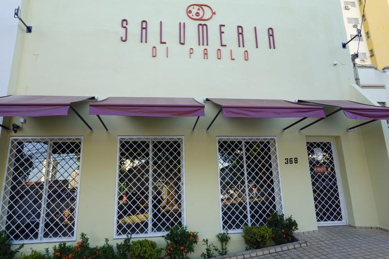 Salumeria Di Paolo será inaugurada na próxima semana em Prudente
