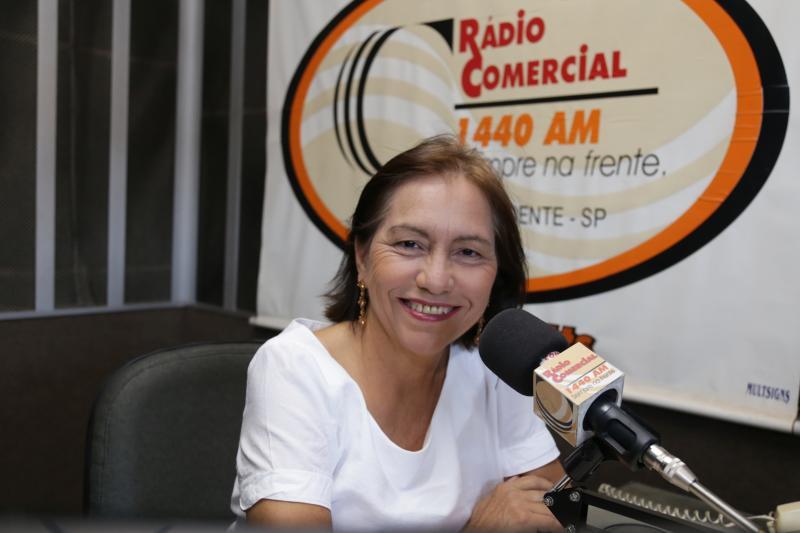 Weverson Nascimento - Neusa Matos vê rádio como veículo firme e forte, sobretudo em tempos de fake news