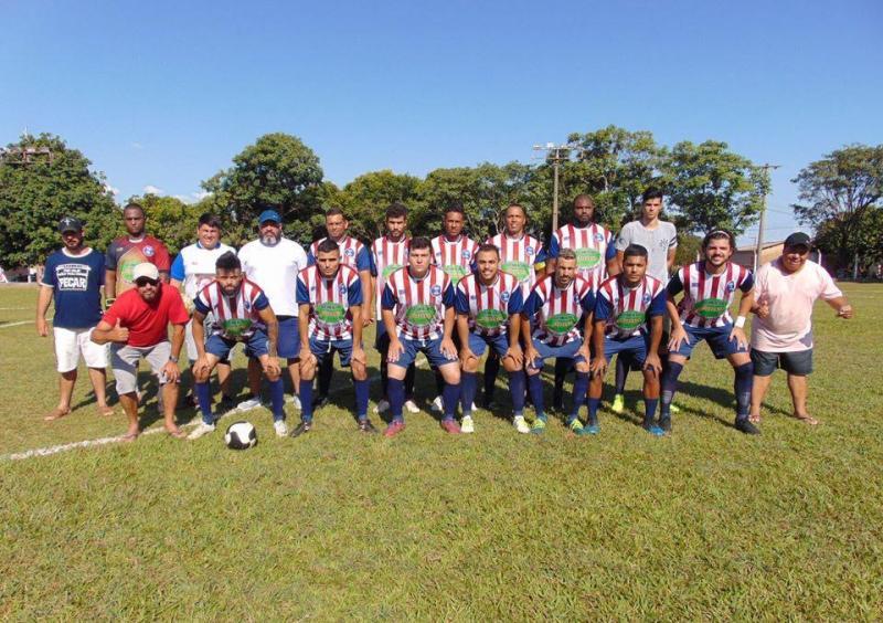 Secom - Floresta Esporte Clube comemora tetracampeonato na final de domingo realizada em Eneida