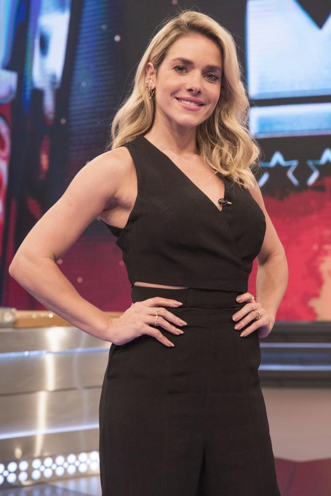 Camilla Maia/TV Globo -
