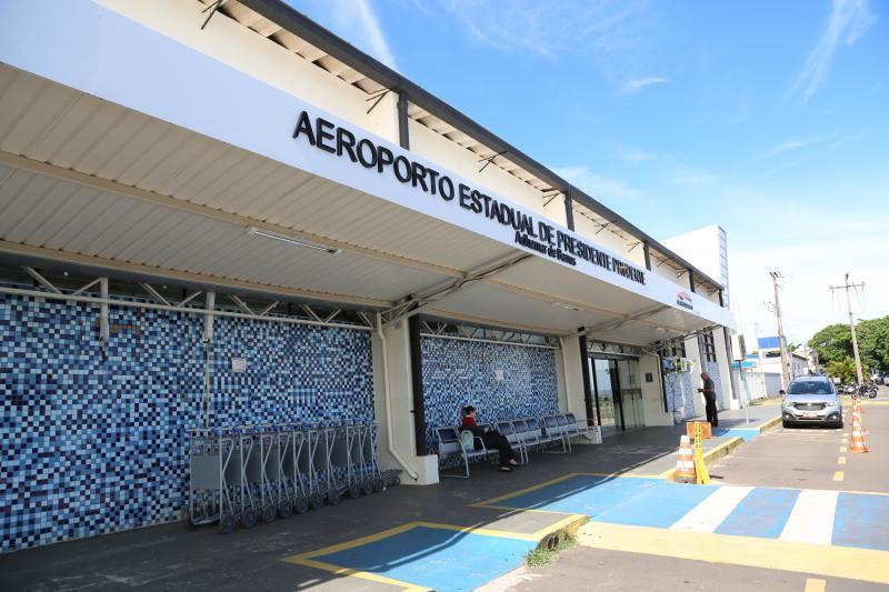 Arquivo - A partir de hoje aeroporto de Prudente não contará, temporariamente, com voos comerciais