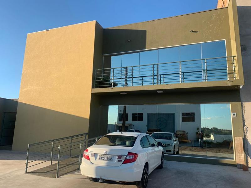 Espaço fica na Rua Vicente Furlaneto, 739, no Jardim Rio 400