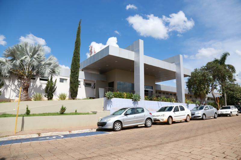 Arquivo:Pacientes estão internados na santa casa da Venceslau