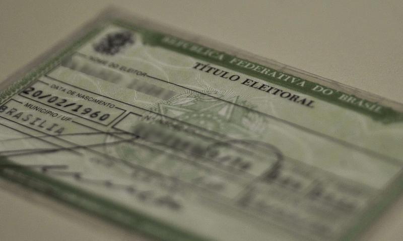 Marcello Casal Junior/Agência Brasil - Emissão do primeiro título de eleitor é um dos serviços ofertados